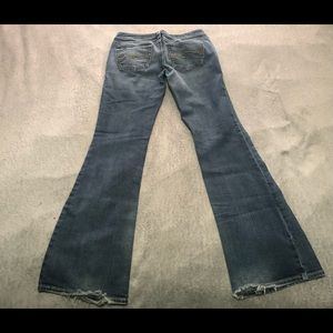 """Silver Aiko jeans size 30x33"""""""
